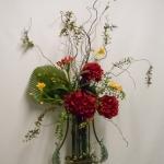 Delana floral hydrangea